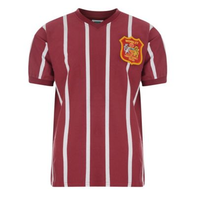 Retro Manchester City Shirts 1956 cup final
