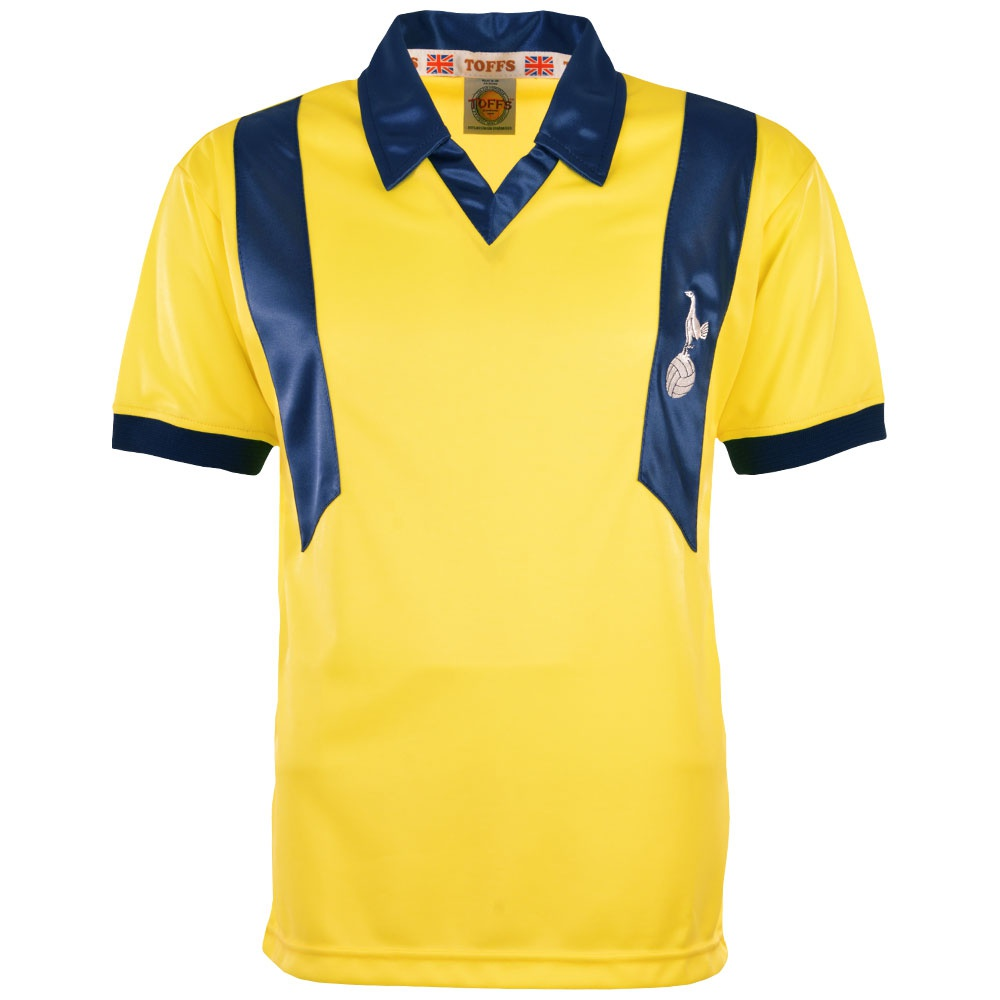 Vintage Tottenham Shirts 1977