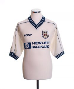 Tottenham Home Shirt 1997