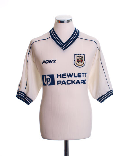 Vintage Tottenham Shirts 1997