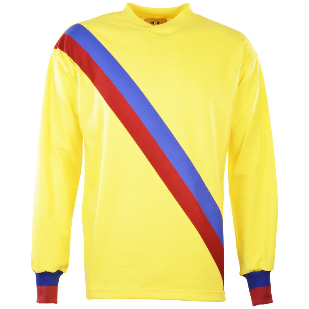 Barcelona away shirt 1970s
