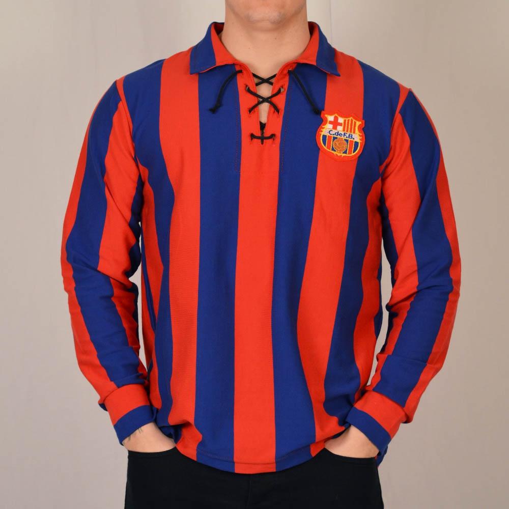 Barcelona home shirt 1950s