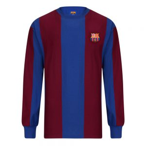 Retro Barcelona Shirts 1974 home shirt