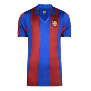 Barcelona home shirt 1982