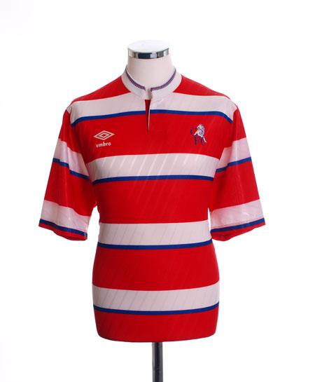 Vintage Chelsea Shirts 1988 away shirt
