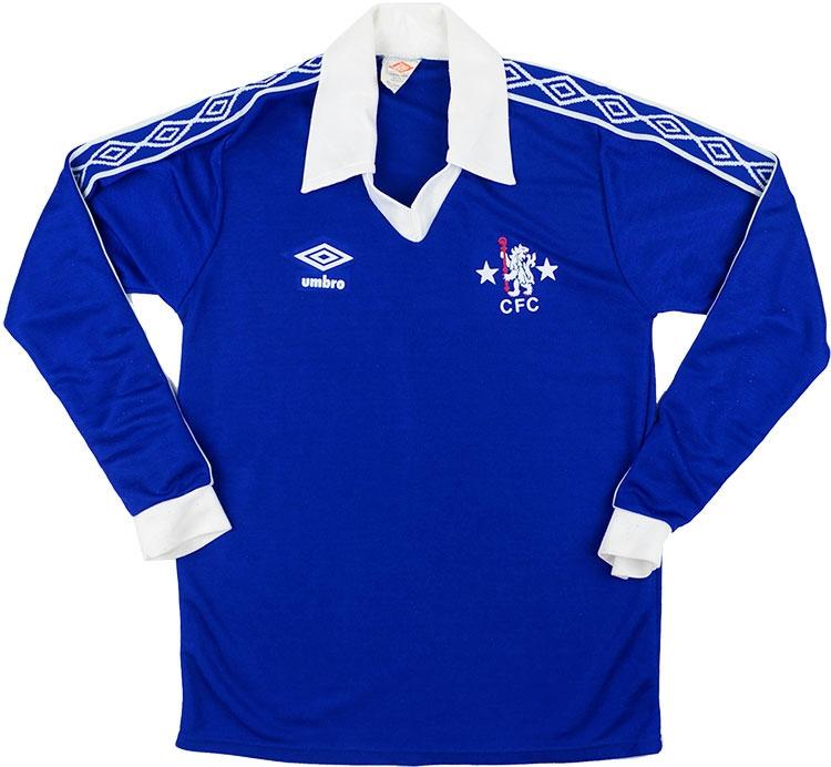 Chelsea Home Shirt 1978