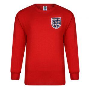 England World Cup Final shirt 1966