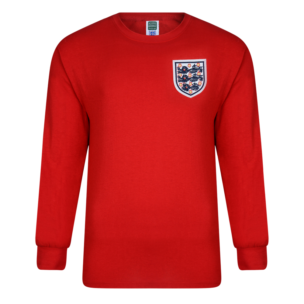 1966 World Cup Shirt