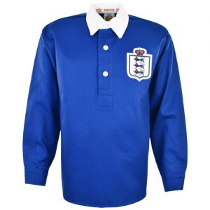 England shirt from 1900s