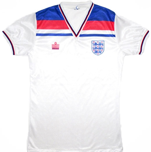 545ea20e5 Buy from  Classic Football Shirts. Retro England Shirts 1982 World Cup Shirt