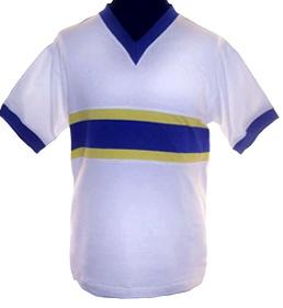 Everton away shirt 1958