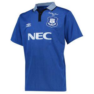 Everton home shirt 1995