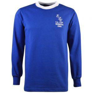 Everton home shirt 1966