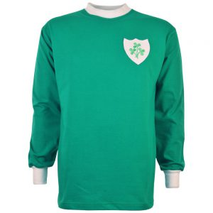 Ireland Home Shirt 1966