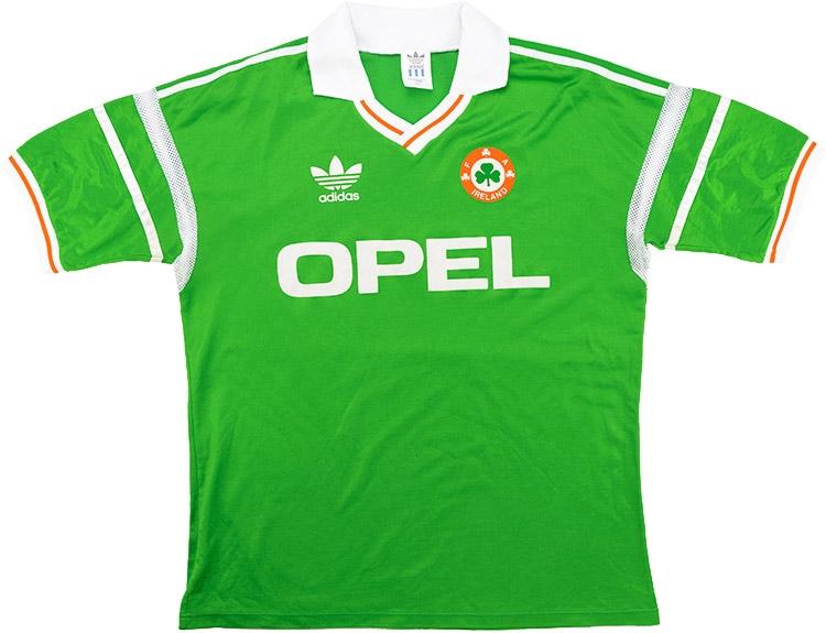 Ireland Home Shirt 1988