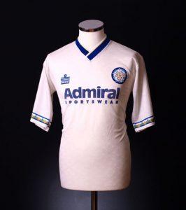 Leeds Home Shirt 1992