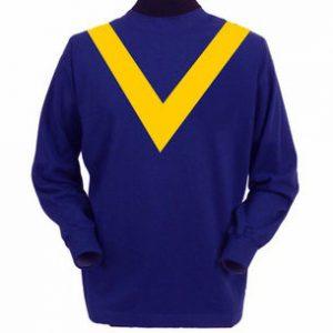 Vintage Leeds United shirts 1914