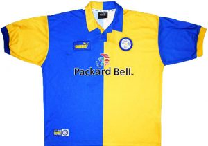 Leeds Away Shirt 1997