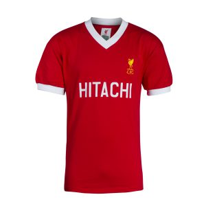 Liverpool Home Shirt 1978