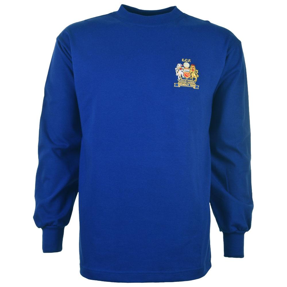 Retro Man United Shirts 1968 European Cup Final