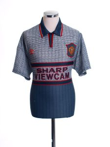 Manchester United third shirt 1980