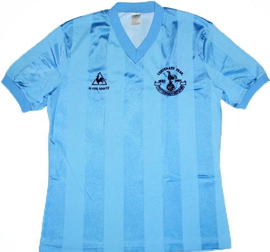 Vintage Tottenham Shirts 1982