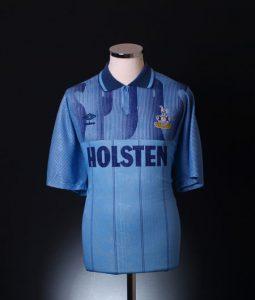 Tottenham Away Shirt 1991