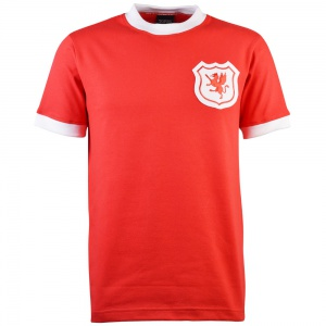 Wales 1950s home shirt