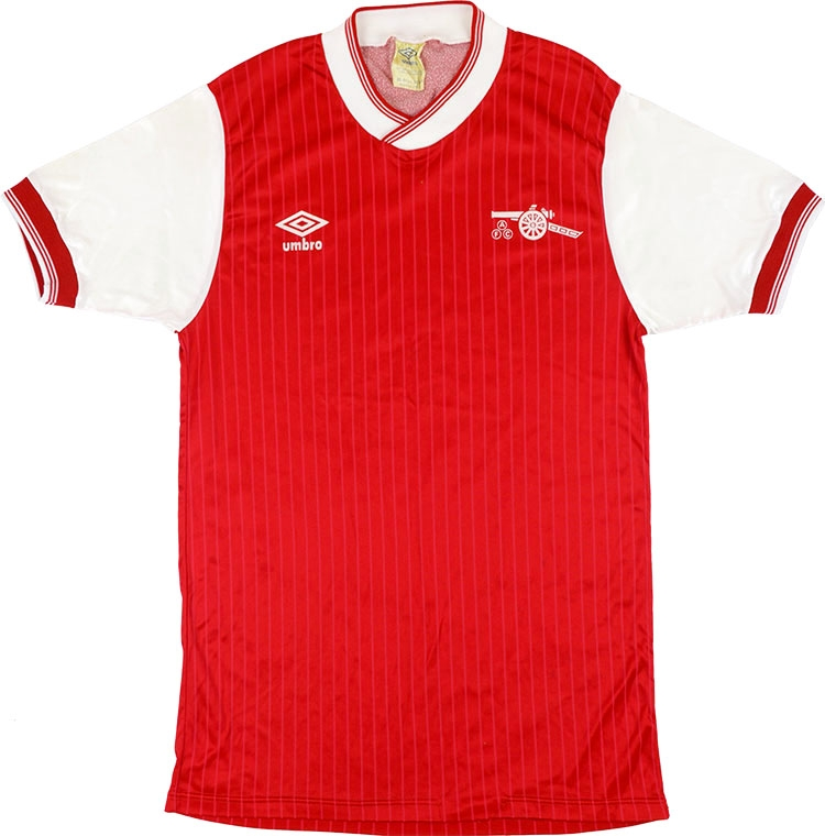 79e4d2263 Retro Arsenal Shirt - Unleash Your Inner Bergkamp!