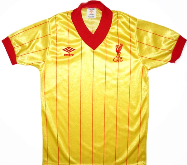 Retro Liverpool Shirt 1981