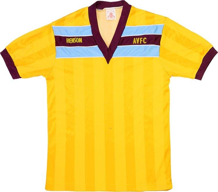 Aston VIlla 1985 Classic Football Shirt