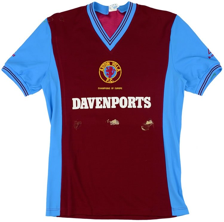 Aston Villa Shirt