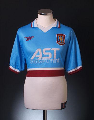aston villa retro shirts 1997 away