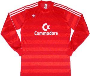 Bayern Home Shirt 1984