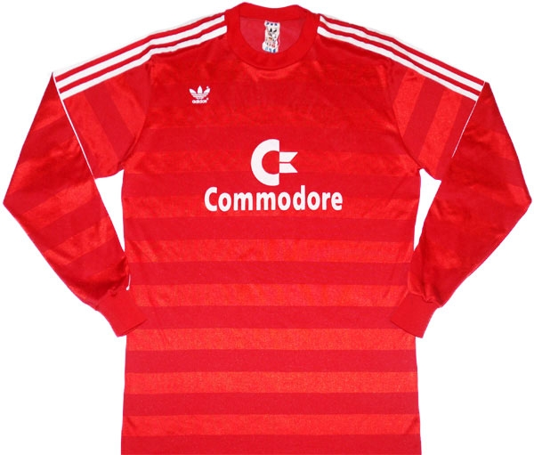 Retro Bayern Munich Shirt 1984 home shirt