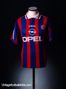 Bayern Home Shirt 1995