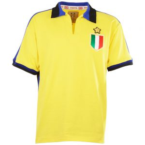 Inter Milan Retro Shirt from 1950s