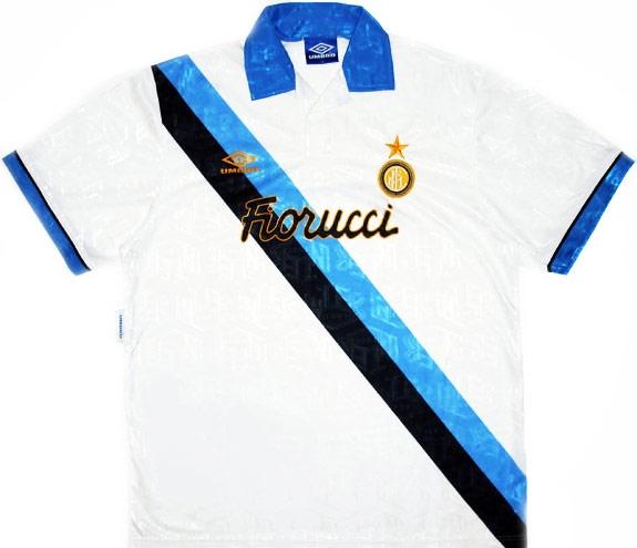 Inter Milan 1993 Away Shirt