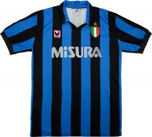 best service 84d7c d690d Inter Milan Retro Shirt – Lets All Be Ronaldo! | Classic ...
