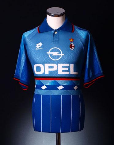 AC Milan shirt 1995