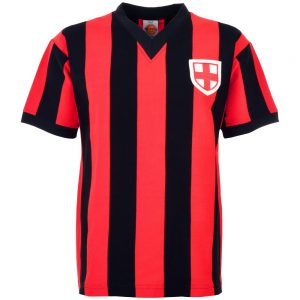 AC Milan Retro Shirt home 1930s
