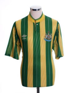 Newcastle Away Shirt 1988
