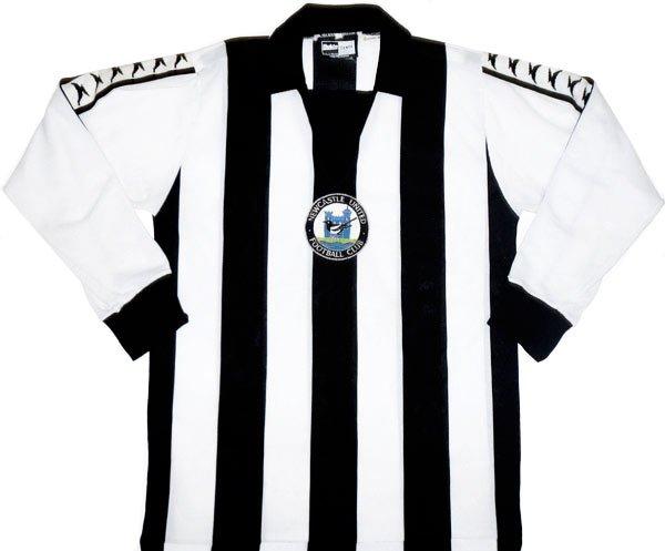 Newcastle Home Shirt 1978