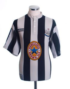Newcastle Home Shirt 1995