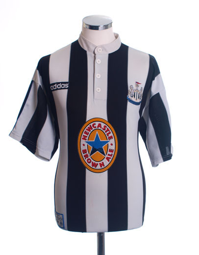 Vintage Newcastle Shirt home 1995