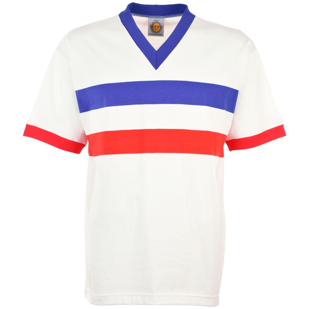 Glasgow Rangers Retro Shirts 1959 away shirt