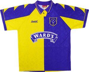Sheffield United Away Shirt 1995