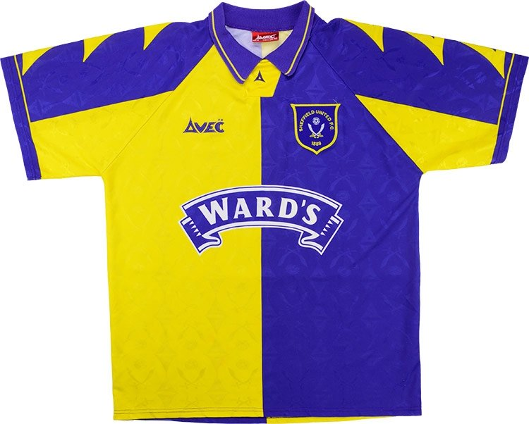 Sheffield United Away Shirt 1995