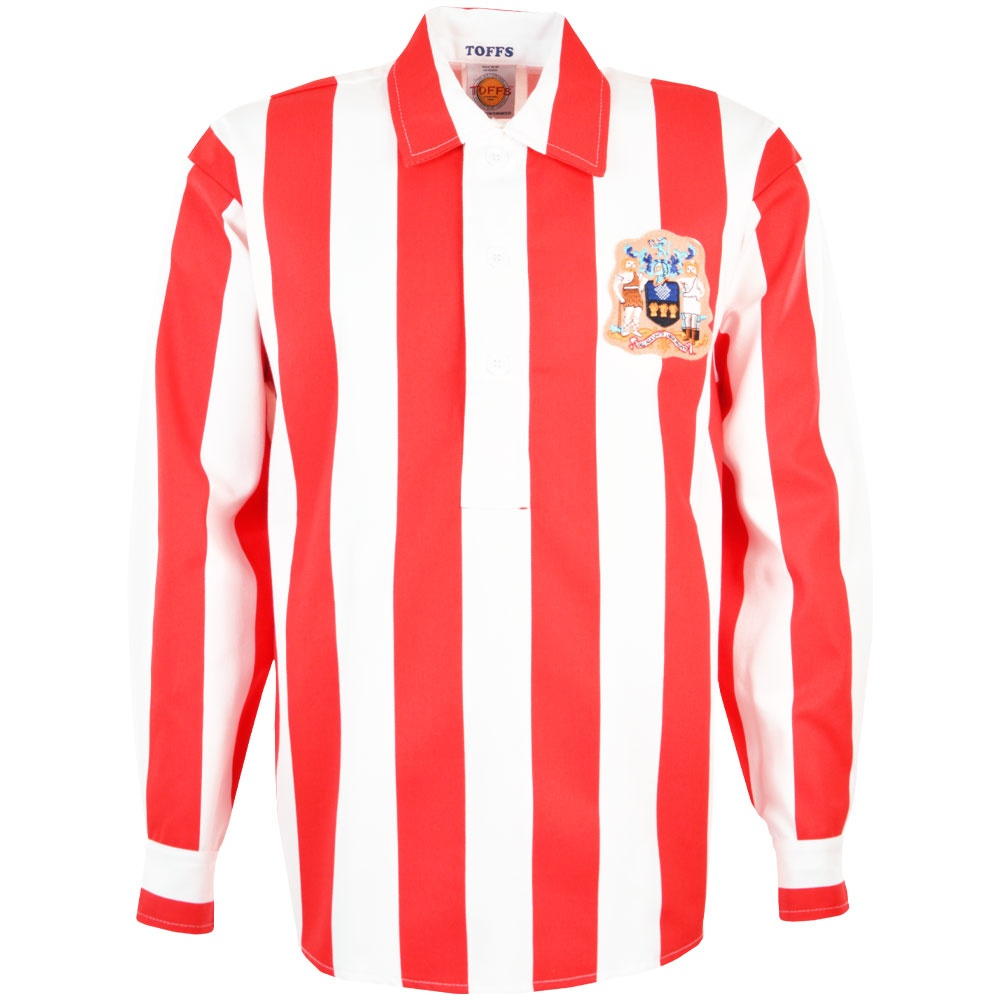 Sheffield United Home Shirt 1936