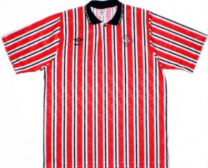 Sheffield United Home Shirt 1990